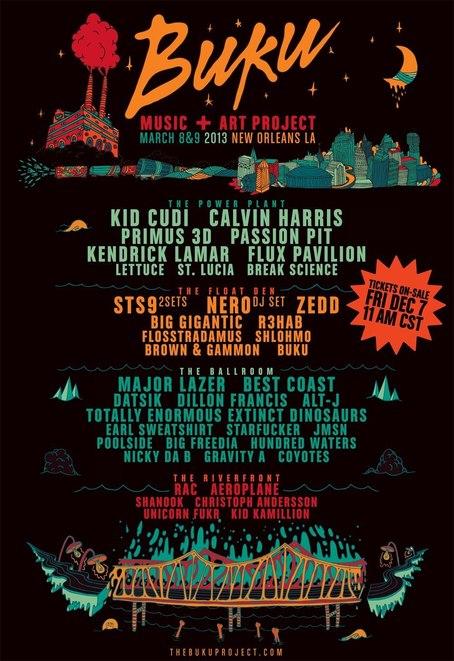 Kid Cudi Tour New Orleans