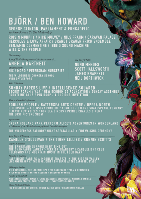 wilderness festival charlbury