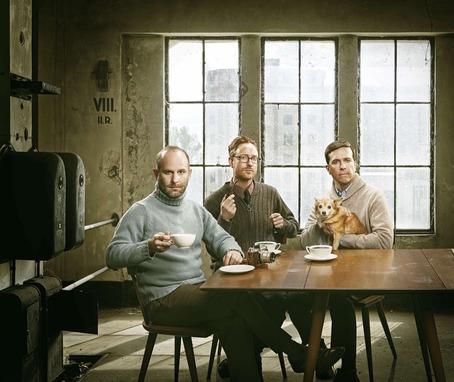 The Lonesome Trio Tour
