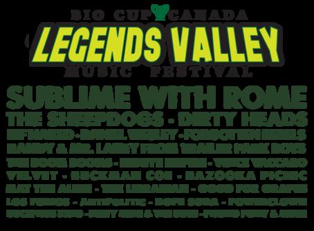 legends valley music festival 2016 lake cowichan line up photos videos aug 2016 songkick. Black Bedroom Furniture Sets. Home Design Ideas