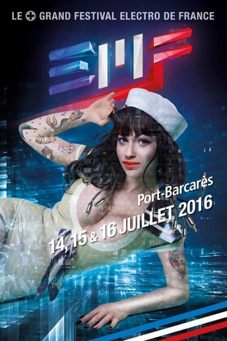 electrobeach festival le barcares jul