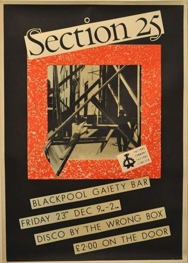 23 Dec 1982, Gaiety Bar, Blackpool - ACR Gigography