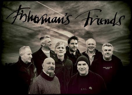 fishermans friends llandudno theatre venue cymru feb