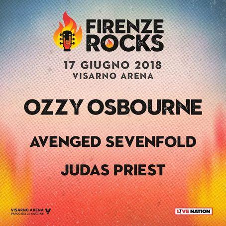 firenze rocks festival florence