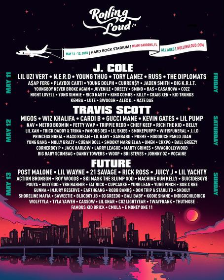 Rap Artists On Tour In Fl