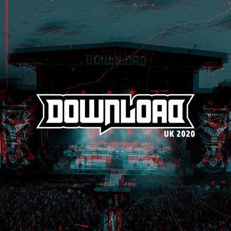 Download Festival 2020.Download Festival 2020 Castle Donington Programmation