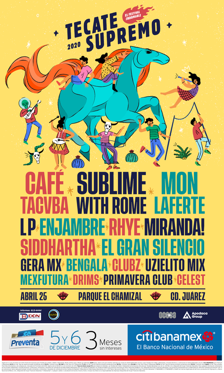 Mexico T Shirt Cafe Tacvba band  Ciudad Satelite