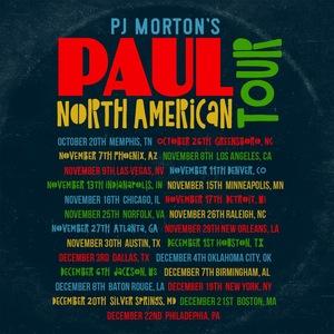 PJ Morton Tickets, Tour Dates 2019 & Concerts – Songkick