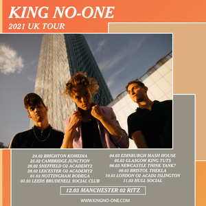 King No-One Tickets, Tour Dates & Concerts 2021 & 2020 – Songkick