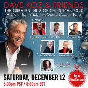 When Will Dave Koz Christmas Show Be In San Diego 2020 Dave Koz Tickets, Tour Dates & Concerts 2021 & 2020 – Songkick