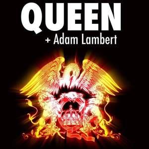 Queen concert dates