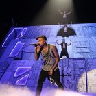 Chris Brown live