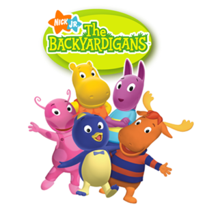 The Backyardigans Live.