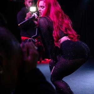 Justina Valentine Live.