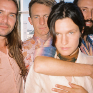 Big Thief on tour.