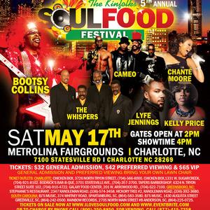 Soul Food Festival  Dates