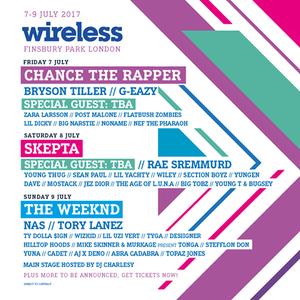 wireless festival london jul
