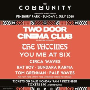 community festival london
