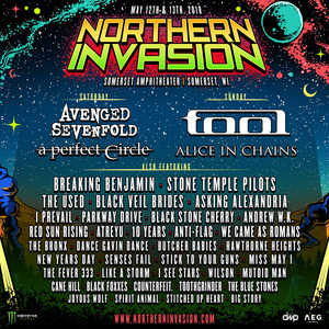Northern Invasion 2018