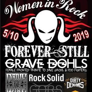 WOMEN IN ROCK 2019 Bergen op Zoom Line-up, Tickets & Dates