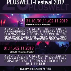 PLUSWELT-Festival 2019 Oberhausen Line-up, Tickets & Dates