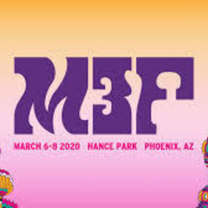 Phish Festival 2020.M3f Festival 2020 Phoenix Programmation Billets Dates Mar