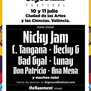 Calendrier Don Du Sang 2021 Big Sound Festival 2021 Valencia Line up, Tickets & Dates Jul 2021