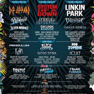 Download line up 2011