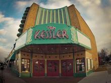 Brent Cobb with Savannah Conley at Kessler Theater (May 5, 2018)