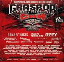 Graspop Metal Meeting 2018